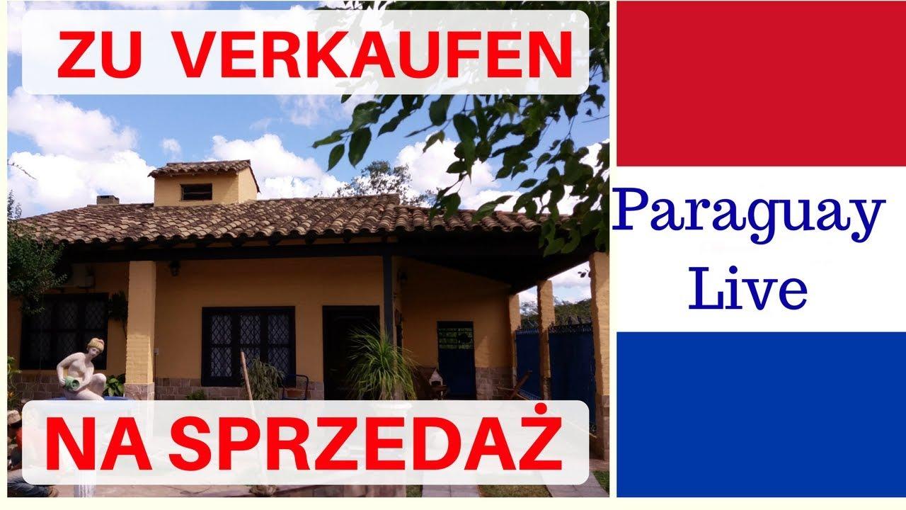 haus zu verkaufen kaufen paraguay immowelt gebrauchte immobilie kaufen am fluss youtube. Black Bedroom Furniture Sets. Home Design Ideas