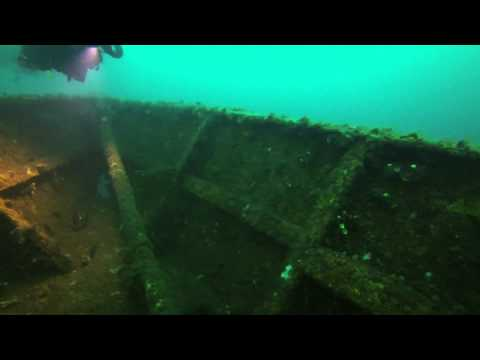 20140615 Scuba Diving HMS Adelaide