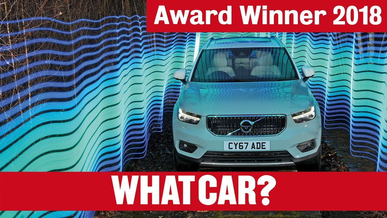Volvo XC40: why it's our 2018 Family SUV of the Year   What Car? - Dauer: 89 Sekunden