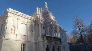 Замки Баварии : Линдерхоф(Красивийший замок Баварии, Линдерхоф.Приезжайте и смотрите!!! автопутешествие в Германию 2017 ..., 2017-01-25T07:00:45.000Z)
