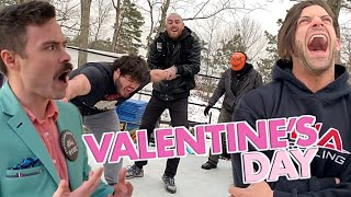 Getting a Date For Valentines Day - TV Star Robbie E Puts His Career On the Line