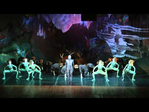 The Firebird Ballet Igor Stravinsky Жар-птица Балет Стравинс