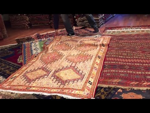 Buying Turkish Rugs and visiting the Basilica Cistern and Tokapi Palace Travel Vlog