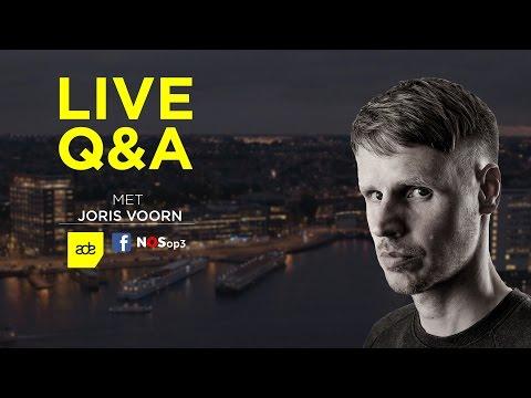 Q&A op ADE met Joris Voorn | NOS op 3