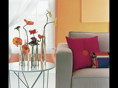10 low cost decorating ideas that nice for your home youtube for Home decor using waste