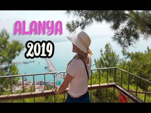Alanja 2019 Vlog -  ALANYA - TURKEY