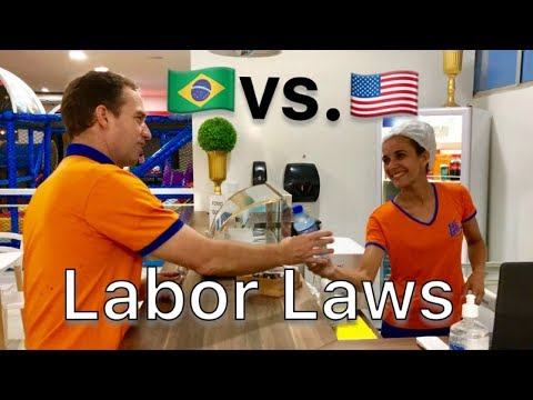 Differences in Brazilian & American Employees