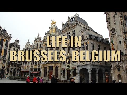 Life in Brussels, Belgium