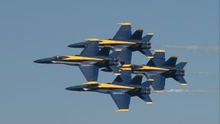 2015 Rhode Island ANG Open House & Airshow - US Navy Blue Angels