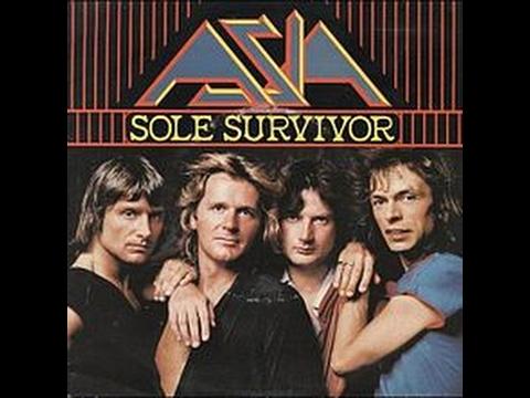 1982 Asia - 'Sole Survivor' (official video)