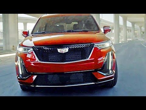 2020 Cadillac XT6 – American Luxury SUV