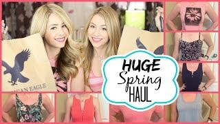 HUGE Spring Clothing Haul | & Try On ✿