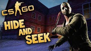 Dzis na luzie pogaduchy CS TRYBY Hide and seek , Knive hunt