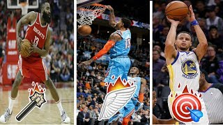 "NBA Players Who Activated ""TAKEOVER\"" In Real Life"