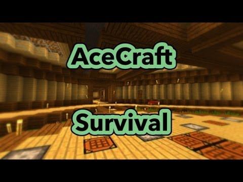 Acecraft Survival Map! - Acecraft Survival Map!