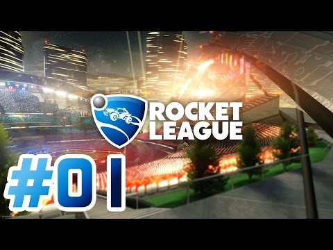 XT Gameplay: Rocket League #01 - with Gwonam & Pat [1080p]