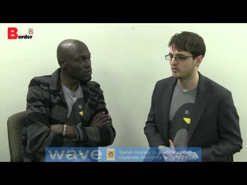 Diaspora Live Show: Denzil Musumba With Lincoln Quick (WAVE Co-founder).