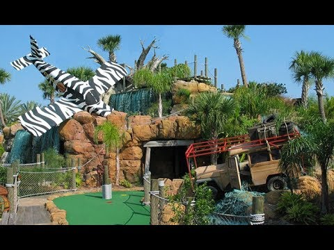 Congo River Mini-Golf