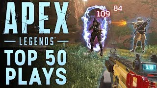 APEX LEGENDS: Top 50 Greatest Outplay Moments