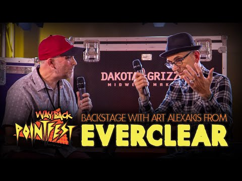 Art Alexakis of EVERCLEAR talks solo album, fatherhood, battle with MS [WayBack Poinfest]