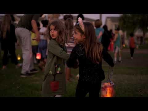 Maple Village Waldorf School Lantern Walk 2018