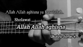 Allah Allah Aghisna Ya Rasulallah Cover Ukulele Senar 4 By Windy M