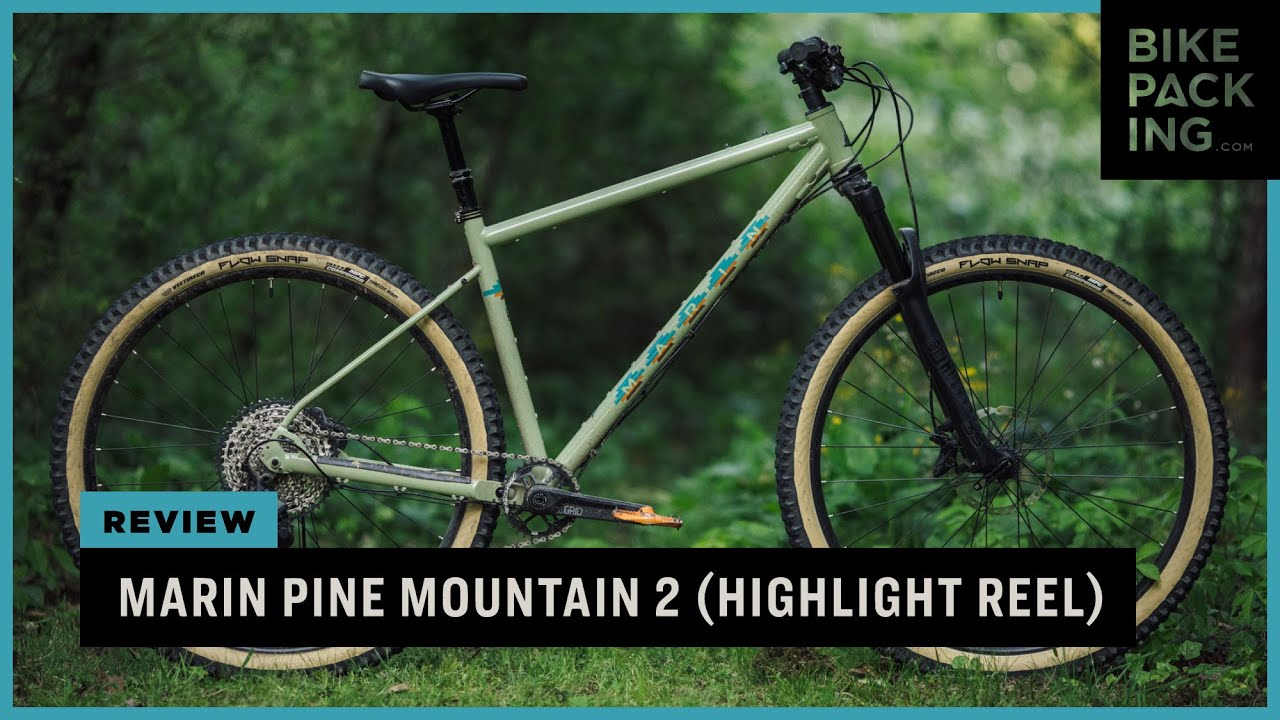 Marin Pine Mountain 2 Review (Highlight Reel)