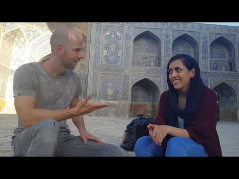 Travel interview #11: Aram, Isfahan, Iran