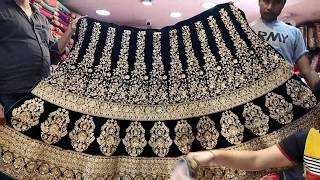 BUY ONLINE DESIGNER LEHANGA || CHEAPEST BRIDAL AND GIRLISH LEHANGA  || LEHANGA WHOLESALE MARKET