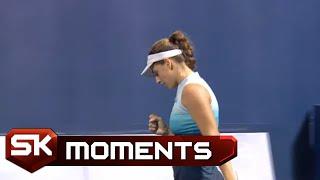 Ivana Jorović do Istorijskog Trijumfa Protiv Sare Erani u Dubaiju   SPORT KLUB Tenis