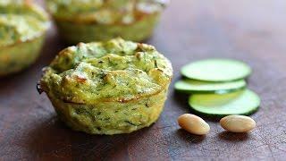 Cannellini Beans And Zucchini Muffins Recipe