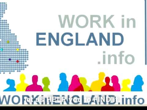 JOBS in ENGLAND