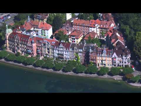 Touristischer Imagefilm der Stadt Konstanz (englisch)