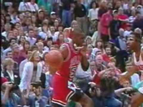 NBA - 1991/1992 season highlights [Bulls] (2/5) - polish commentary