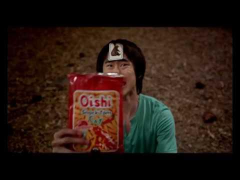 Oishi Snack Tom Cay TVC