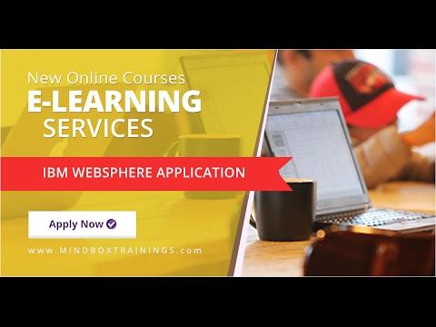 IBM Webpshere Admin Online Training | Websphere Tutorial Vidoes | MindBox Training Online