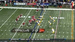 8 Minute Drill - LSU vs Georgia