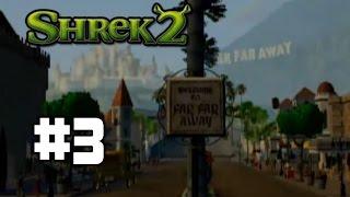 Shrek 2 - Part 3 - Far Far Away!