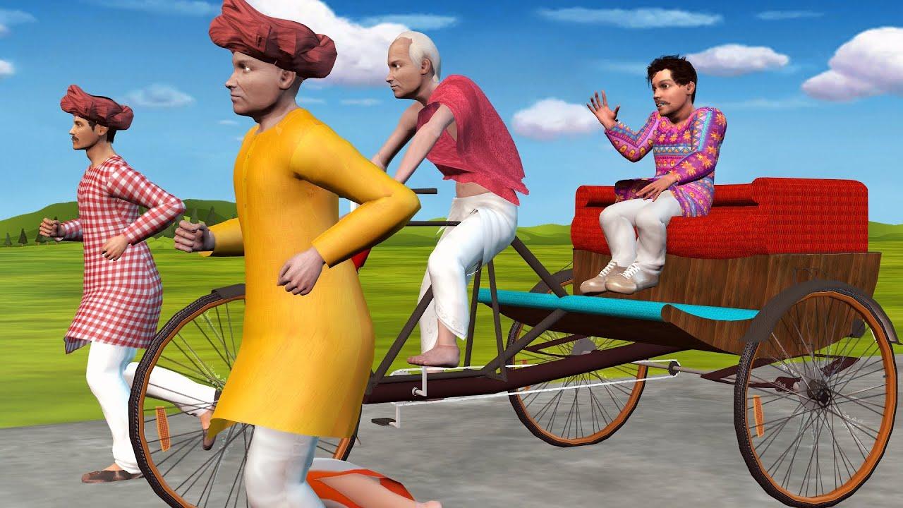 चोटू दादा Chotu Dada हिंदी कहनिया Hindi Kahaniya - 3D Animated Hindi Stories - Funny Comedy Video