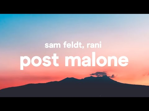 sam-feldt-‒-post-malone-(lyrics)-feat.-rani