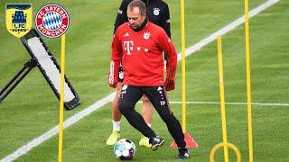 🎙️ Welche Neuzugänge debütieren? FC Bayern Pressetalk mit Hansi Flick vor dem DFB-Pokal gegen Düren