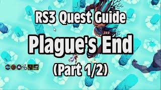 RS3: Plague's End Quest Guide - RuneScape (Part 1/2)