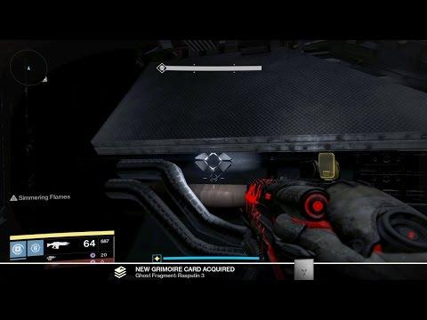 Destiny Ghost Fragment Rasputin 3
