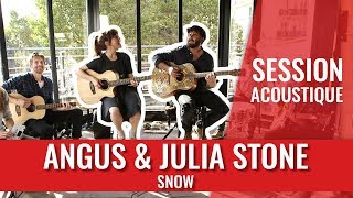 Скачать Angus Julia Stone Snow