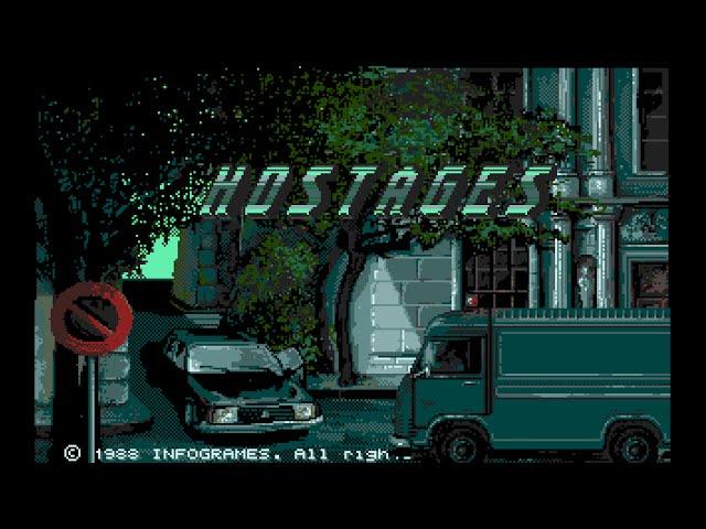 Amiga 500 Longplay [017] Hostages