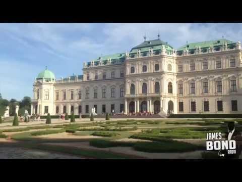 The Living Daylights Location Tour, Vienna | James Bond Radio