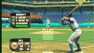 cubs at marlins all star baseball 2004 xbox
