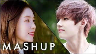 RED VELVET x BTS – Would U Be Miss Right MASHUP