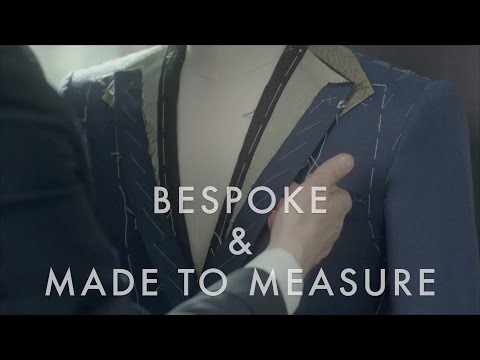 Alfred Dunhill - Bespoke & Made to Measure