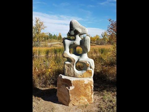 African Stone Sculptures at Chapungu Sculpture Park, Loveland, CO